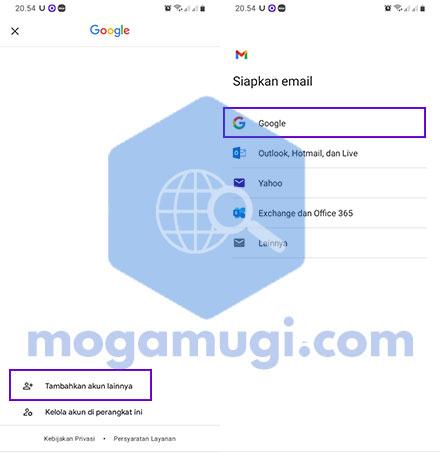 Cara Daftar Gmail Dari HP Android Bisa Tanpa Nomor HP