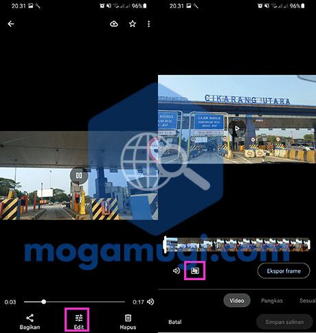 Cara Stabilkan Video Yang Goyang di Android