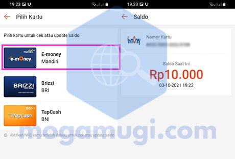 Cek Saldo E-toll Mandiri Via Aplikasi Shopee